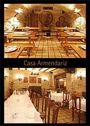 Imagen promocional de la Casa Armendáriz de Viana