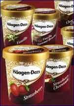 botes de helado haagendazs u