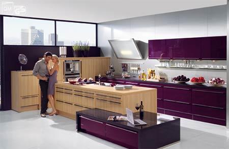 imagen de una cocina de The Singular Kitchen
