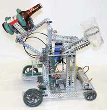 Robot Cervecero