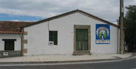 edificio de la fábrica de Pimentón Santo Domingo