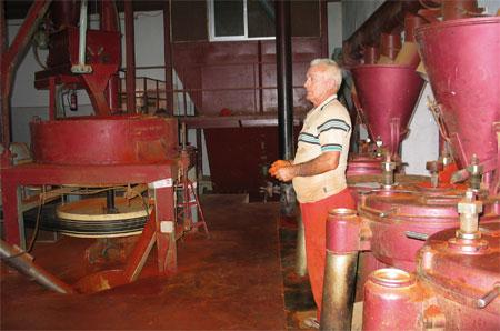 Molinero del Pimentón Santo Domingo