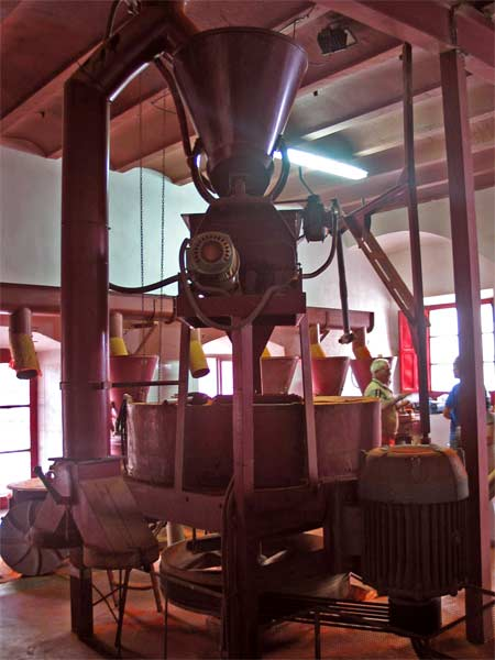 Molino del Pimentón Santo Domingo