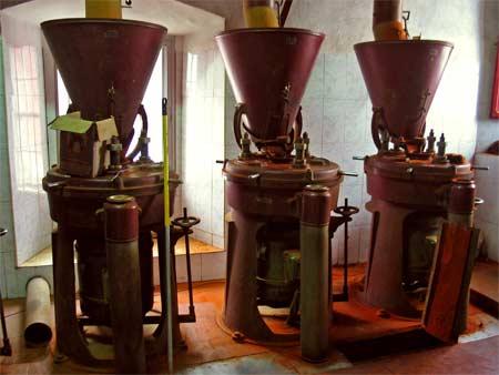 Molinos del Pimentón Santo Domingo