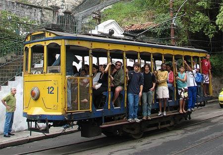 bario de Santa Teresa en Río de Janeiro