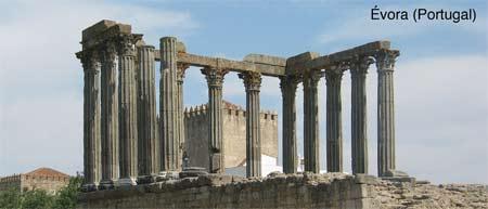 Templo de <em/>Évora en Portugal&#8221; /></div> <iframe src=