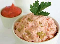 Taramosaláta (salsa de huevas de pescado)