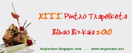 XIII Pintxo Txapelketa Bilbao Bizkaia 2010
