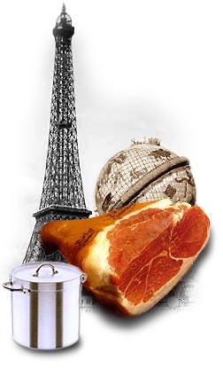 Jambon à la Porte Maillot