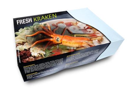 Delicias de Kraken