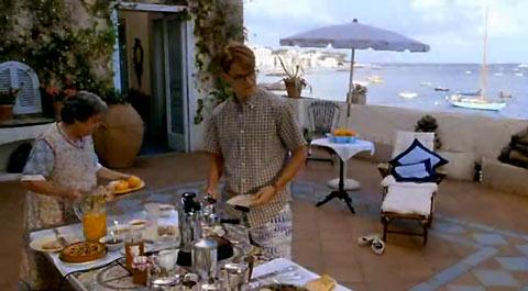 La Pavoni: La cafetera de El Talento de Mr Ripley