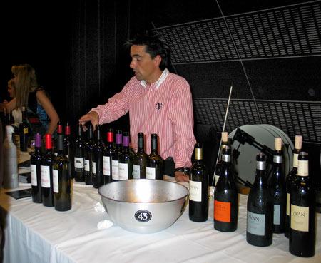 Wine Party en el Teatro Campos Elíseos de Bilbao