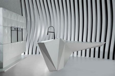 Cocina origami degustalo gastronomia vinos y delicatessen for Amr helmy kitchen designs