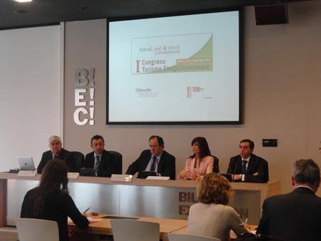 I Congreso Internacional de Turismo Enogastronómico Foccus Conference 2012