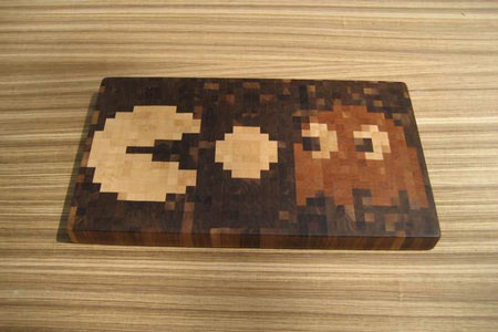 Tabla de cortar PacMan
