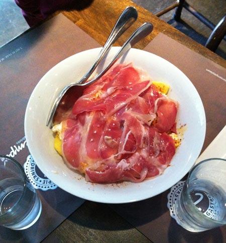 Restaurante Tentempié de Plasencia