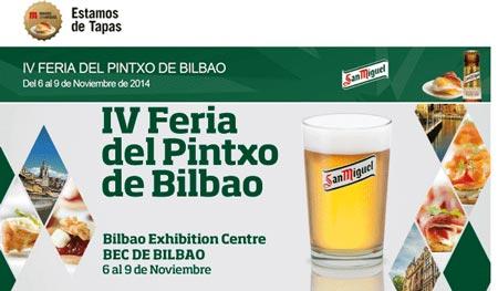 IV Feria del Pintxo de Bilbao