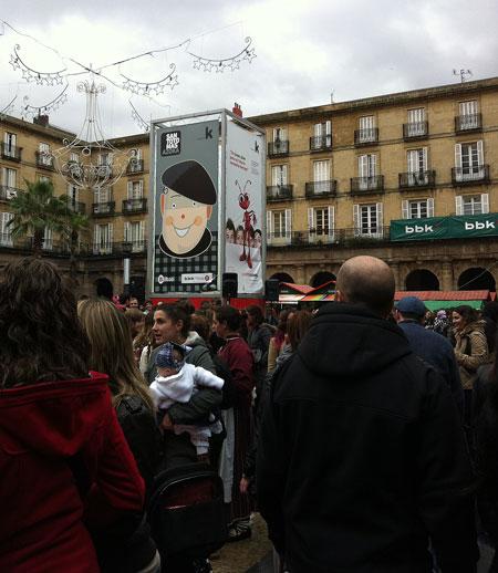 Mercado de Santo Tomás Bilbao