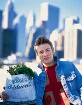 El cocinero británico Jamie Oliver