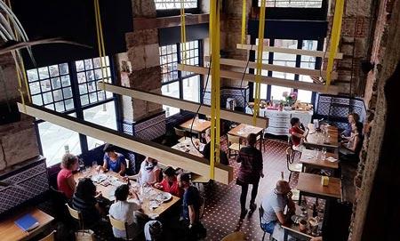Restaurante El Perro Chico de Bilbao